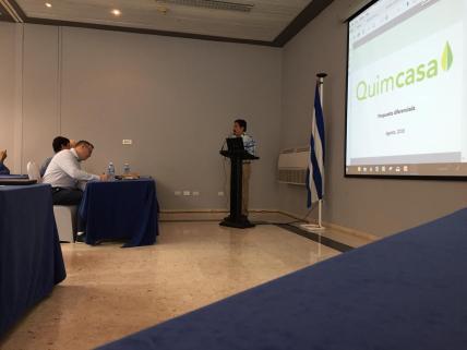 conferencia Quimcasa